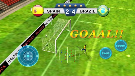 Football Shoot World Cup 2017