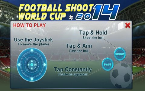 Futbol Shoot World Cup 2017