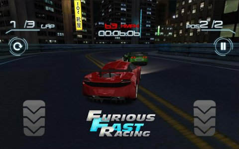 Furious Speedy Racing