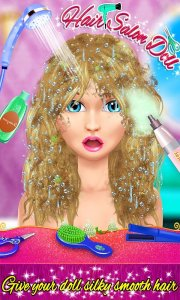 Hair Salon Doll