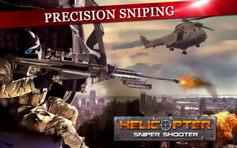 Gunship Helicopter War Hero