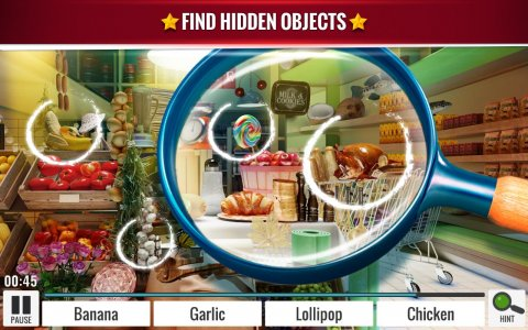 Hidden Objects Grocery Store – Find Hidden Things Android
