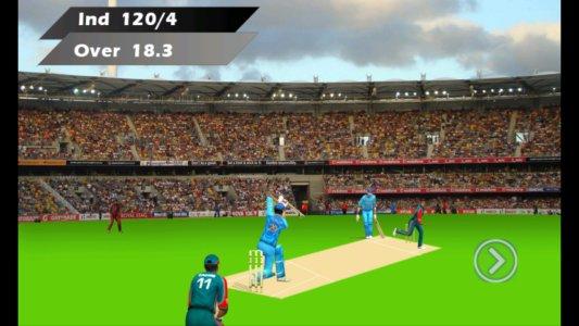 I P Lead Cricket
