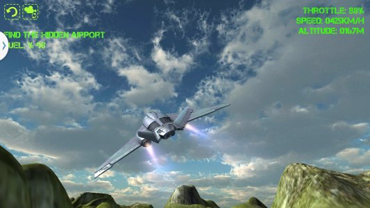 Jet Fighter: Flight Simulator
