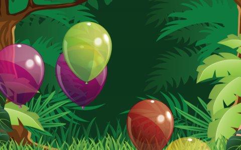 Animal Balloon Pop for Babies
