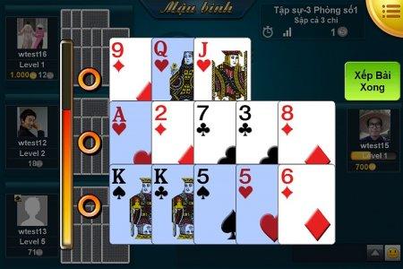 Ongame Mậu Binh (game bài)