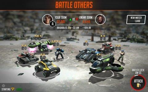 League of War: Mercenaries