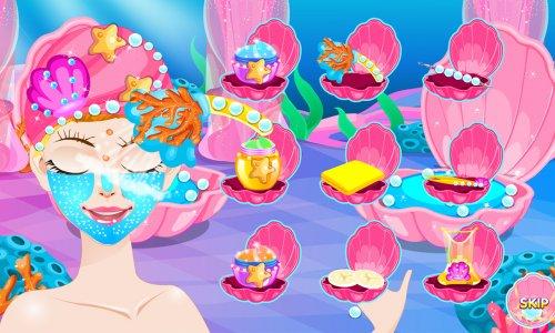Mermaids Makeover Salon