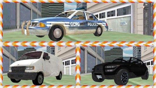 Mission City - Car Driver