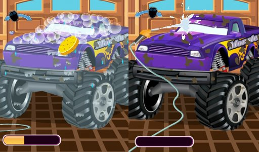 Monster Car Wash