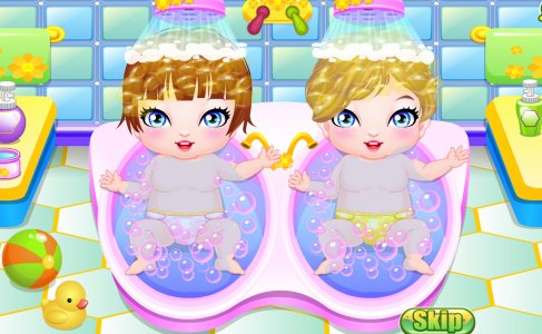 My Newborn Twins Makeover