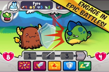 Pico Pets - Fierce Monster Battle and Collection