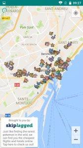 Pokemap Live - Find Pokemon!