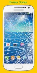 Prank Broken Screen 3
