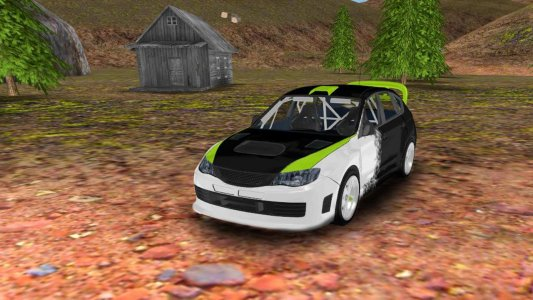 Rally Car Racing Simulator 3D