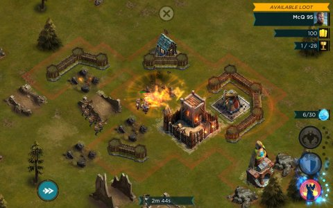 Rival Kingdoms: The Lost City