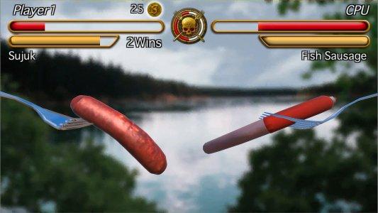 Sausage Legend - Fighting game