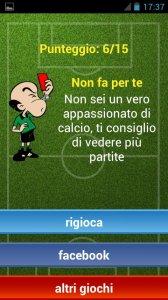Calcio Quiz - Serie A