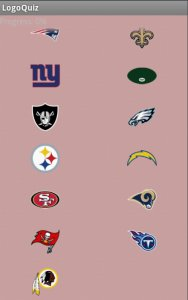 Sports Logo Quiz Football
