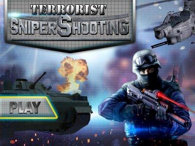 Terrorist Sniper Shooting Game