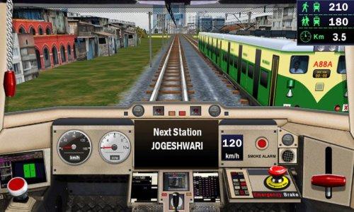 Train Simulator - Mumbai Local