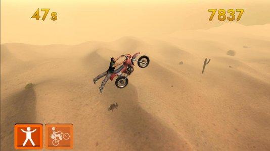 Trial Moto Cross