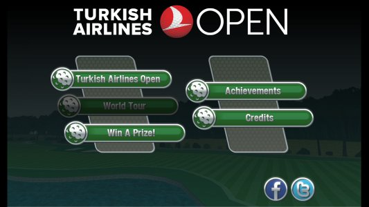 Turkish Airlines Open Golf