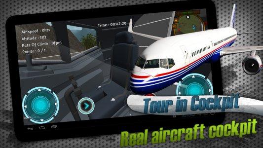 Virtual Flight Simulator