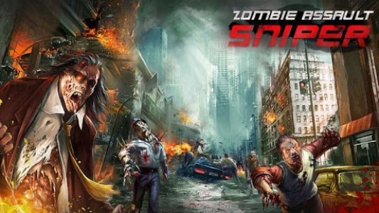 Zombie Frontier : Sniper