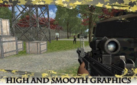 Army Commando Combat Mission game