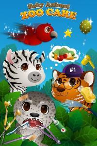 Baby Animal Zoo Care