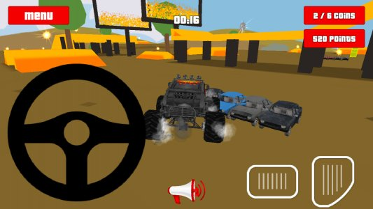 Baby Monster Truck Game – Cars by Kaufcom