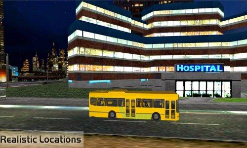 Bus Simulator Modern City