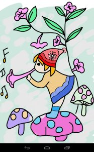 Coloring Magic - Color & Draw