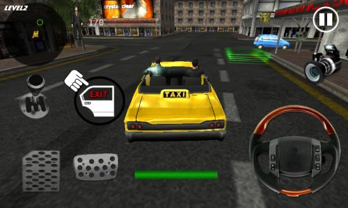 Extreme Taxi Crazy Driving Simulator 2018