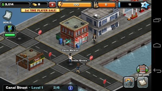 Crime City (Action RPG)