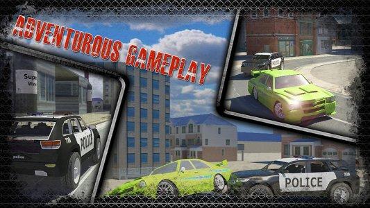 Crime Town Gangster Car Driver