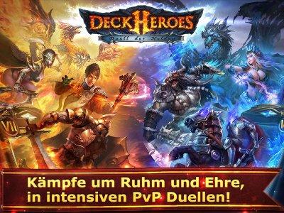 Deck Heroes: Duell der Helden