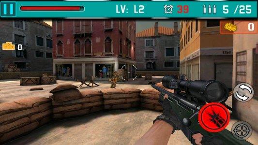 Army Shooting War