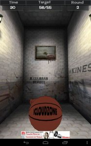 Flick Basketball