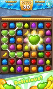 Fruit Sugar Splash
