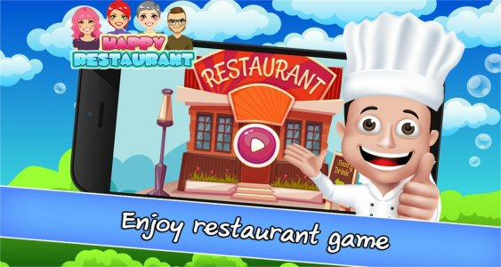 Happy Restaurant Cooking Deluxe
