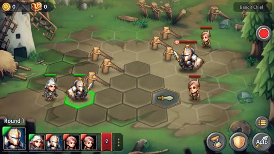 Heroes Tactics: Strategy PvP