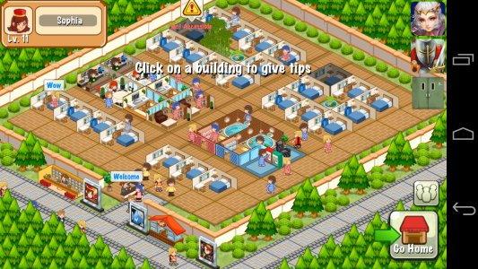 Hotel Story: Resort Simulation