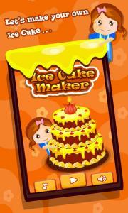 Ice Cake Maker