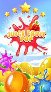Juice Fruit Pop - Match 3