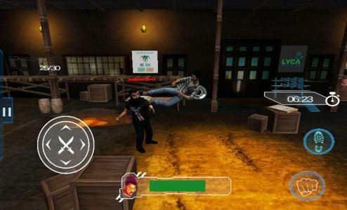 Kaththi 3D Game Official