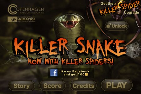 Killer Snake Free – Move Quick or Die!