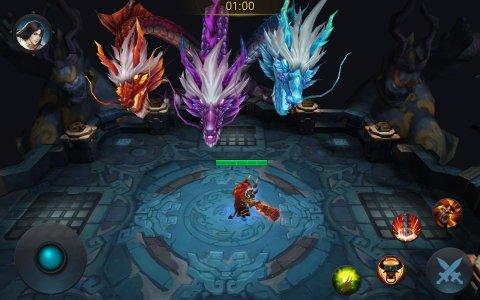 League of Immortals-Dissension