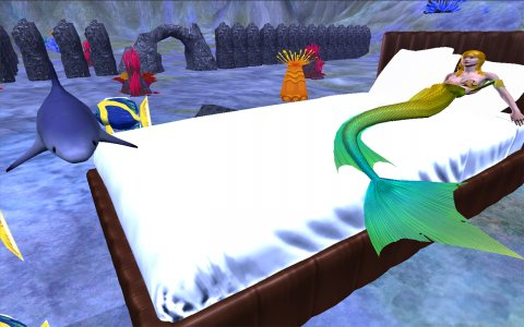 Mermaid Princess Adventure 3d